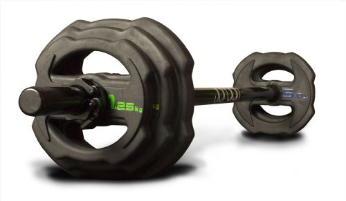 Jordan Ignite V2 Rubber Studio Barbell Set